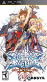 BlazBlue: Continuum Shift II (PlayStation Portable)