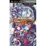 Blazing Souls: Accelate (PlayStation Portable)