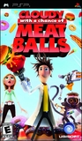 Cloudy with a Chance of Meatballs (PlayStation Portable)
