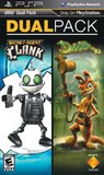 Dual Pack -- Secret Agent Clank + Daxter (PlayStation Portable)