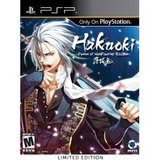 Hakuoki: Demon of the Fleeting Blossom -- Limited Edition (PlayStation Portable)
