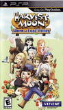 Harvest Moon: Hero of Leaf Valley (PlayStation Portable)