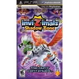 Invizimals: Shadow Zone (PlayStation Portable)