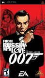 James Bond 007: From Russia With Love (PlayStation Portable)