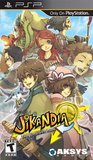 Jikandia: The Timeless Land (PlayStation Portable)