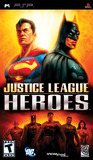 Justice League Heroes (PlayStation Portable)