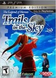 Legend of Heroes: Trails in the Sky, The -- Premium Edition (PlayStation Portable)