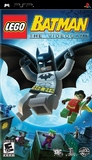 Lego Batman: The Video Game (PlayStation Portable)