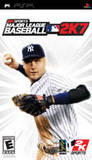 Major League Baseball 2K7 (PlayStation Portable)