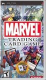 Marvel Trading Card Game (PlayStation Portable)