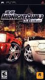 Midnight Club 3 -- DUB Edition (PlayStation Portable)