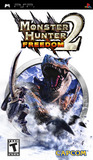 Monster Hunter Freedom 2 (PlayStation Portable)