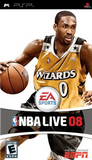 NBA Live 08 (PlayStation Portable)