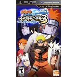 Naruto Shippuden: Ultimate Ninja Heroes 3 (PlayStation Portable)