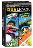 PSP Dual Pack - Hot Shots Golf: Open Tee and Hot Shots Tennis: Get a Grip (PlayStation Portable)