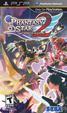 Phantasy Star: Portable 2 (PlayStation Portable)