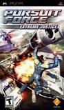 Pursuit Force: Extreme Justice (PlayStation Portable)