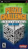 Puzzle Challenge: Crosswords and More! (PlayStation Portable)