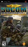 SOCOM: U.S. Navy SEALs: Fireteam Bravo 2 (PlayStation Portable)