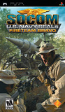 SOCOM: U.S. Navy SEALs: Fireteam Bravo (PlayStation Portable)