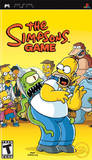 Simpsons Game, The (PlayStation Portable)