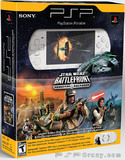 Sony PSP -- Star Wars Battlefront Entertainment Pack (PlayStation Portable)