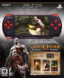 Sony PSP Slim -- God of War Edition (PlayStation Portable)