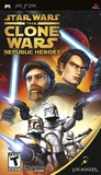 Star Wars The Clone Wars: Republic Heroes (PlayStation Portable)