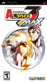Street Fighter Alpha 3 Max (PlayStation Portable)
