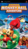 Super Monkey Ball Adventure (PlayStation Portable)