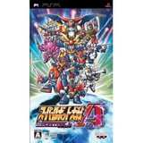 Super Robot Wars -- Advanced Portable (PlayStation Portable)
