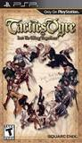 Tactics Ogre: Let Us Cling Together (PlayStation Portable)