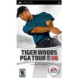 Tiger Woods PGA Tour 06 (PlayStation Portable)