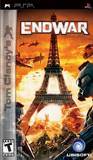 Tom Clancy's EndWar (PlayStation Portable)