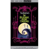 UMD Movie -- Tim Burton's The Nightmare Before Christmas (PlayStation Portable)