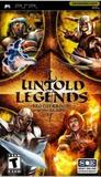 Untold Legends: Brotherhood of the Blade (PlayStation Portable)