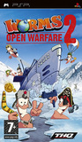 Worms: Open Warfare 2 (PlayStation Portable)