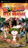 Worms: Open Warfare (PlayStation Portable)