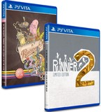 Bit.Trip Presents... Runner 2: Future Legend of Rhythm Alien (PlayStation Vita)