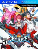 BlazBlue: Chrono Phantasma (PlayStation Vita)