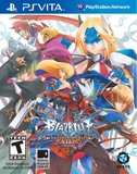 BlazBlue: Continuum Shift Extend (PlayStation Vita)