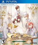 Code: Realize - Future Blessings Limited Edition (PlayStation Vita)