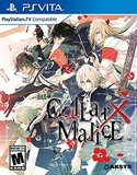 Collar X Malice (PlayStation Vita)