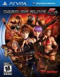 Dead or Alive 5 -- Plus (PlayStation Vita)