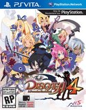 Disgaea 4: A Promise Revisited (PlayStation Vita)