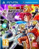 Dragon Ball Z: Battle of Z (PlayStation Vita)