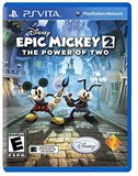 Epic Mickey 2: The Power of Two (PlayStation Vita)