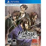 Hakuoki: Kyoto Winds (PlayStation Vita)
