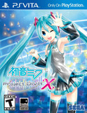 Hatsune Miku: Project DIVA X (PlayStation Vita)