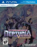 Hyperdimension Neptunia Re;Birth3: V Generation (PlayStation Vita)